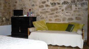 Foto de Casa rústica en Calaceite con amueblado