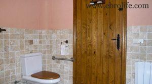 Casa rústica en Calaceite en venta con agua