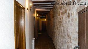 Detalle de Casa rústica en Calaceite con amueblado