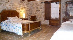 Casa rústica en Calaceite en venta con terraza