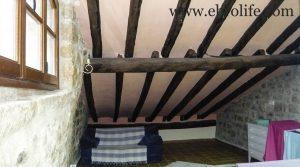 Foto de Casa rústica en Calaceite con calefacción