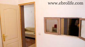 Piso en el centro de Caspe en venta con amueblado por 42.000€