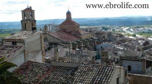 Detalle de Casa en el casco antiguo de Calaceite con agua por 30.000€