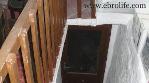 Casa en el casco antiguo de Calaceite a buen precio con electricidad