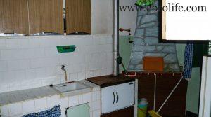 Detalle de Casa en el casco antiguo de Calaceite con electricidad por 30.000€