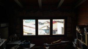 Casa rústica en la Fresneda en oferta con bodega