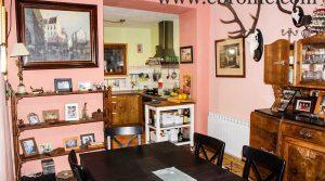 Casa rústica en la Fresneda a buen precio con amueblado