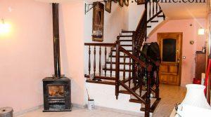 Foto de Casa rústica en la Fresneda en venta con calefacción