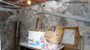Foto de Casa antigua en Fabara en venta con amueblado