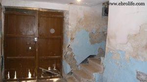 Se vende Casa antigua en Fabara con amueblado por 29.900€
