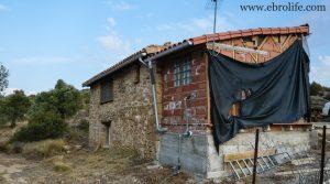 Finca rústica en Maella en oferta con electricidad por 57.000€