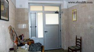 Detalle de Antigua casa en el centro de Maella con terraza por 53.000€