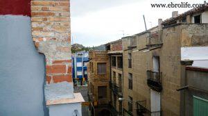 Antigua casa en el centro de Maella en oferta con amueblado por 53.000€