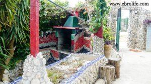 Chalet en el Matarraña en venta con jardín