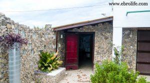Chalet en el Matarraña para vender con jardín por 145.000€