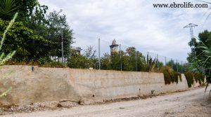 Detalle de Chalet en el Matarraña con agua por 145.000€