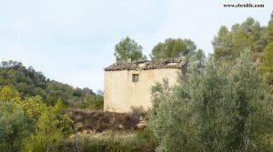 Finca rústica Barranco de los Huertos Calaceite en oferta con regadío por 50.000€