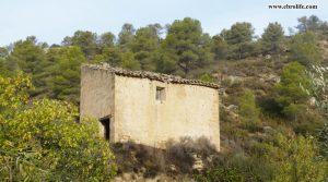 Vendemos Finca rústica Barranco de los Huertos Calaceite con masía por 50.000€