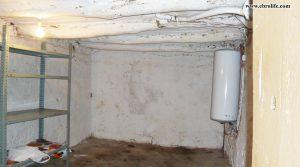 Casa rural en la Fresneda a buen precio con agua por 65.000€