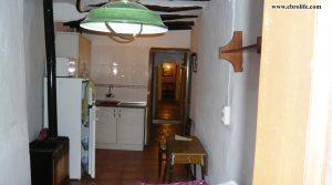 Detalle de Casa rural en la Fresneda con electricidad por 65.000€
