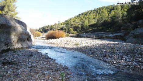 Finca rústica en Rafales en el rio Tastavins