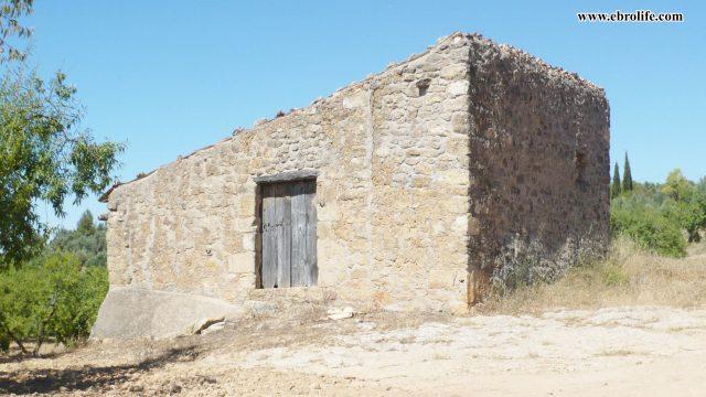 Finca rústica en Horta de Sant Joan