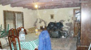 Vendemos Finca rústica cerca de Caspe con masía por 98.000€