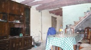 Finca rústica cerca de Caspe en oferta con masía por 98.000€