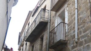 Casa rural en el centro de Calaceite para vender con desván