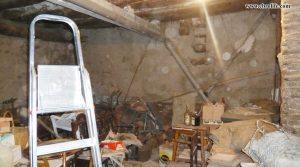 Se vende Casa rural en el centro de Calaceite con desván