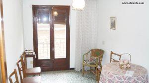 Casa rural en el centro de Calaceite para vender con trastero por 162.000€