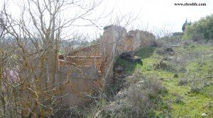 Finca rústica en Miraflores Caspe a buen precio con regadío por 25.000€