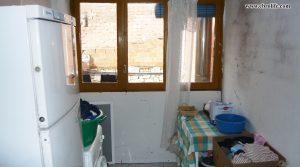 Casa rural en Nonaspe en oferta con desván