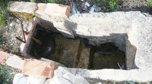Finca rústica de regadío en Castellseras en venta con río