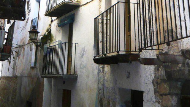 Casa en el casco antiguo de Valderrobres