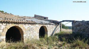 Finca rústica de regadio en Villalba dels Arcs a buen precio con corral