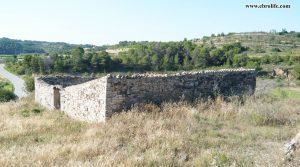 Finca rústica de regadio en Villalba dels Arcs a buen precio con corral por 75.000€