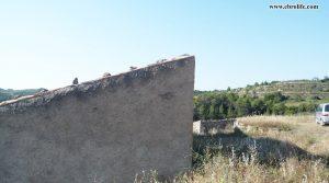 Detalle de Finca rústica de regadio en Villalba dels Arcs con corral por 75.000€
