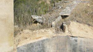 Detalle de Finca rústica de regadio en Villalba dels Arcs con viñedos por 75.000€