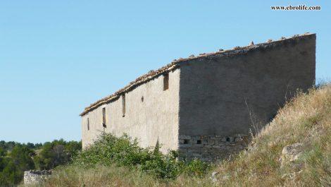 Finca rústica de regadio en Villalba dels Arcs