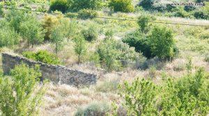 Finca rústica de regadio en Villalba dels Arcs para vender con corral por 75.000€
