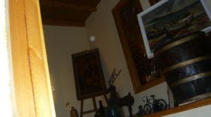 Detalle de Casa del siglo XV en La Fresneda con bodega por 360.000€