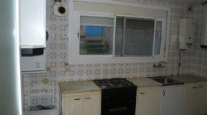 Casa con patios abiertos en Maella en venta con amueblado