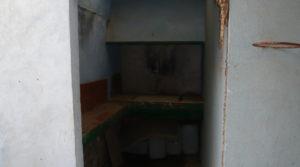 Chalet en Caspe a buen precio con barbacoa cubierta