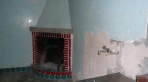 Chalet en Caspe para vender con barbacoa cubierta
