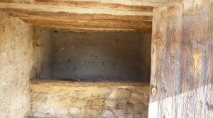 Se vende Olivar en Calaceite con masía típica tradicional con olivos y almendros por 60.000€