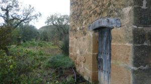 Finca en La Huerta de Caspe para vender con olivos por 40.000€