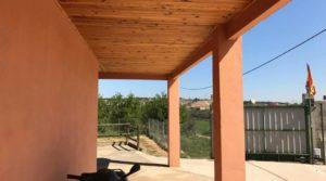 Foto de Chalet en Caspe en venta con huerto