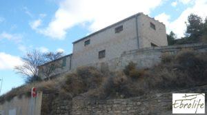 Almacén en Calaceite a buen precio con fácil acceso por 48.000€
