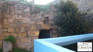 Casa en Caspe con piscina excelente para vivir. a buen precio con establo por 600.000€